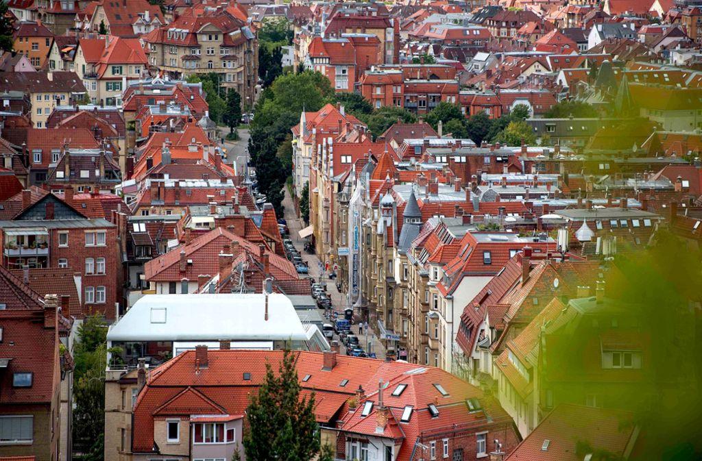 Trotz  Bemühungen der Stadt bleiben Wohnungen in Stuttgart Mangelware. Foto: Lg/Kovalenko