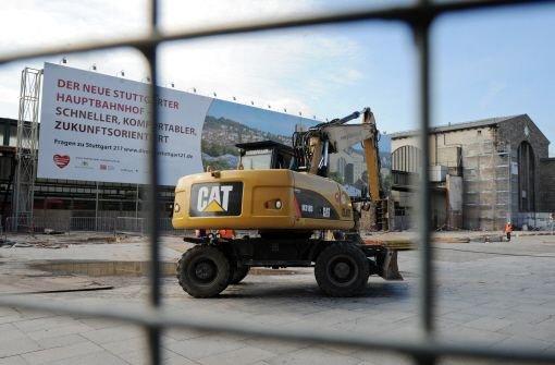 Land erlaubt weitere Bauarbeiten