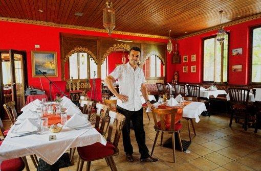 Ein Vereinslokal als orientalischer Traum