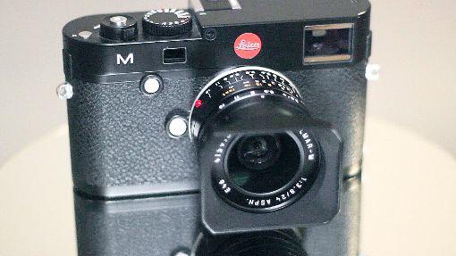 Leica M - Videoansicht