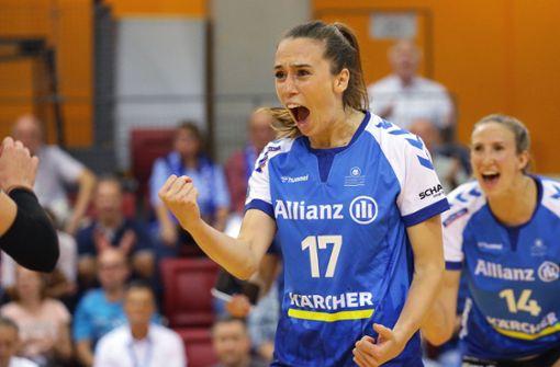 Cansu Aydinogullari – die erste Türkin in der Volleyball-Bundesliga
