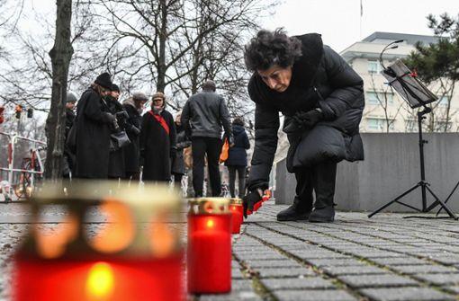 Berlin erinnert an Befreiung des Vernichtungslagers Auschwitz
