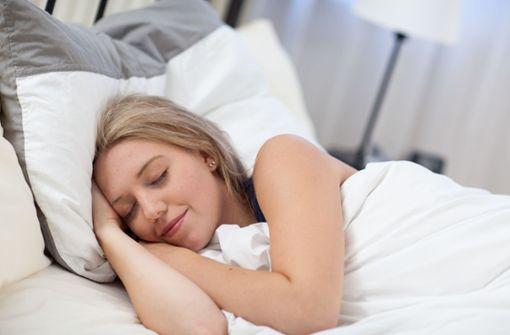 Helfen Apps beim Einschlafen?