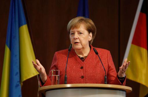 Merkel muss Flug wegen technischen Defekts unterbrechen