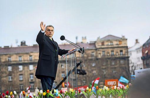 Orbáns Angst vor den Wählern