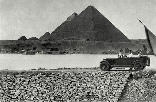 Daimler will in Ägypten SUVs bauen
