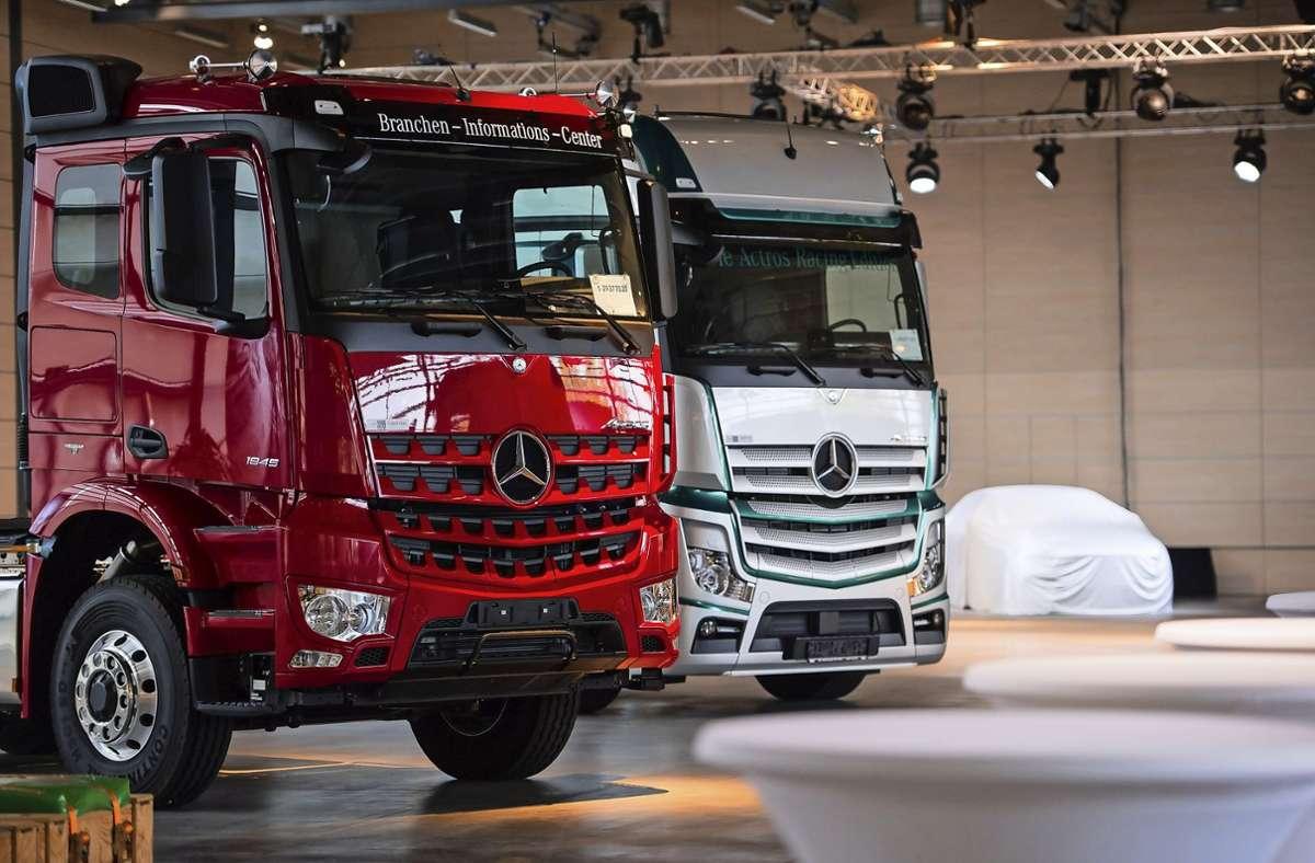 Für die Mitarbeiter der Lkw-Sparte von Daimler, die am neuen Standort beschäftigt sein werden, soll es ein neues Bürokonzept geben. Foto: Symbolbild Lichtgut/Max Kovalenko