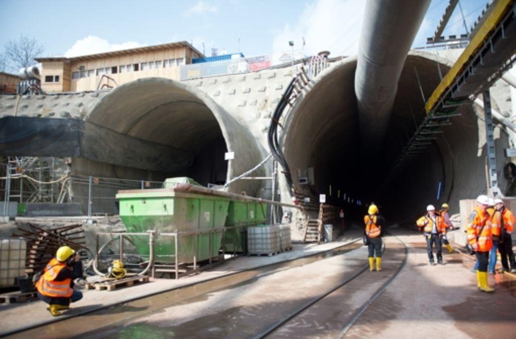 Die Klage eines Wohnungseigentümers richtete sich unter anderem gegen den Planfeststellungsbeschluss für den Fildertunnel. Foto: dpa