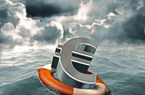 Die EZB schaltet einen Gang zurück