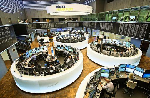 Das Interesse an Aktien wächst