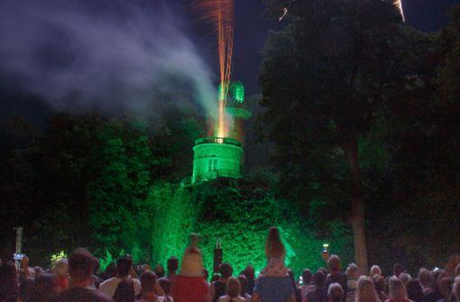 Die Grünen fordern: Laser statt Böller