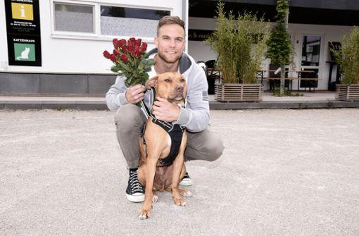 Was Ex-Bachelor Sebastian Preuss im Tierheim macht