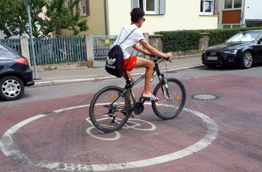 Lust und Frust in der  Theodor-Heuss-Straße
