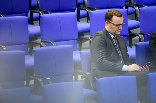 Jens Spahn eckt mit Hartz-IV-Äußerungen an