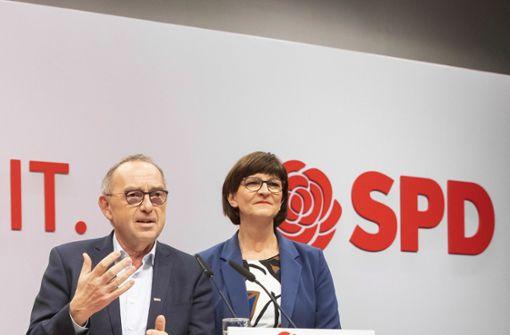 Die SPD hat sich beruhigt