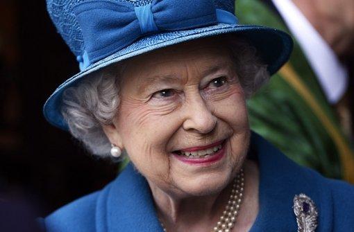 Queen gibt diskreten Hinweis