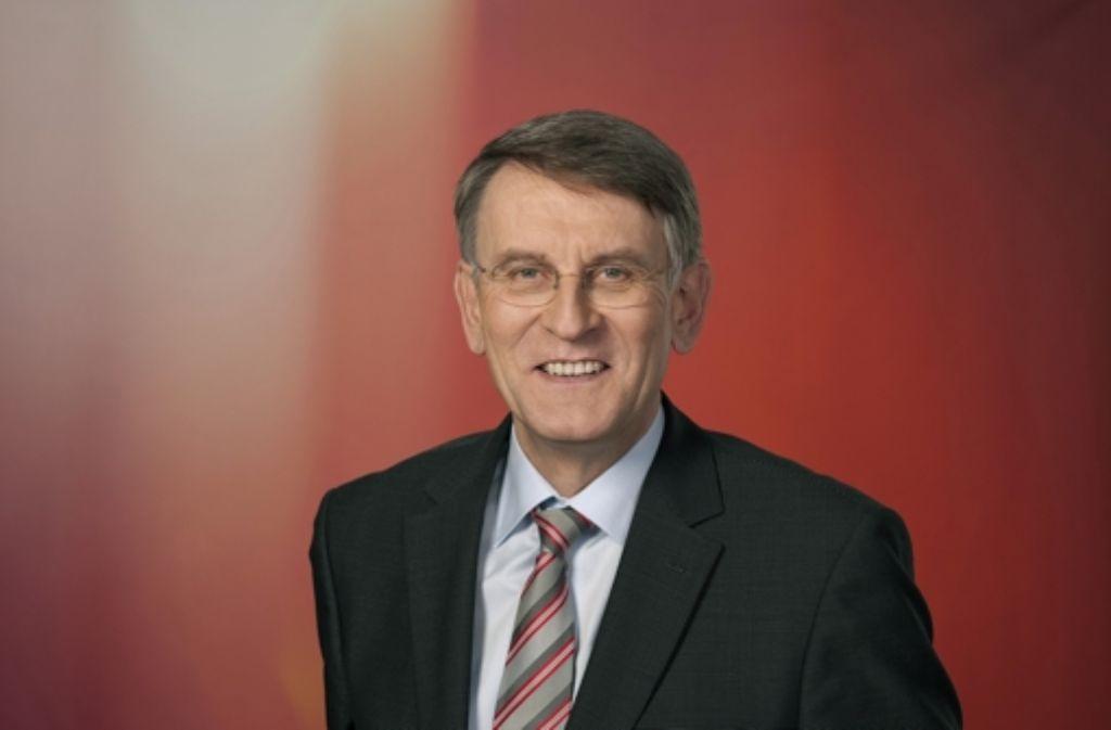 Der Verwaltungschef Viktor von Oertzen Foto: SWR-Pressestelle/Fotoredaktion
