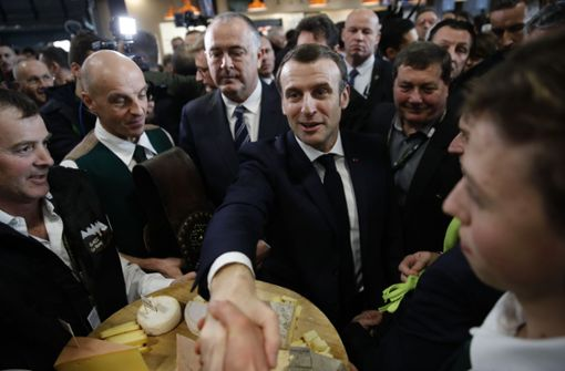 In Frankreich brummt der Job-Motor