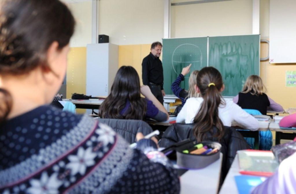 Das Taus-Gymnasium bekommt einen G9-Zug. Foto: dpa