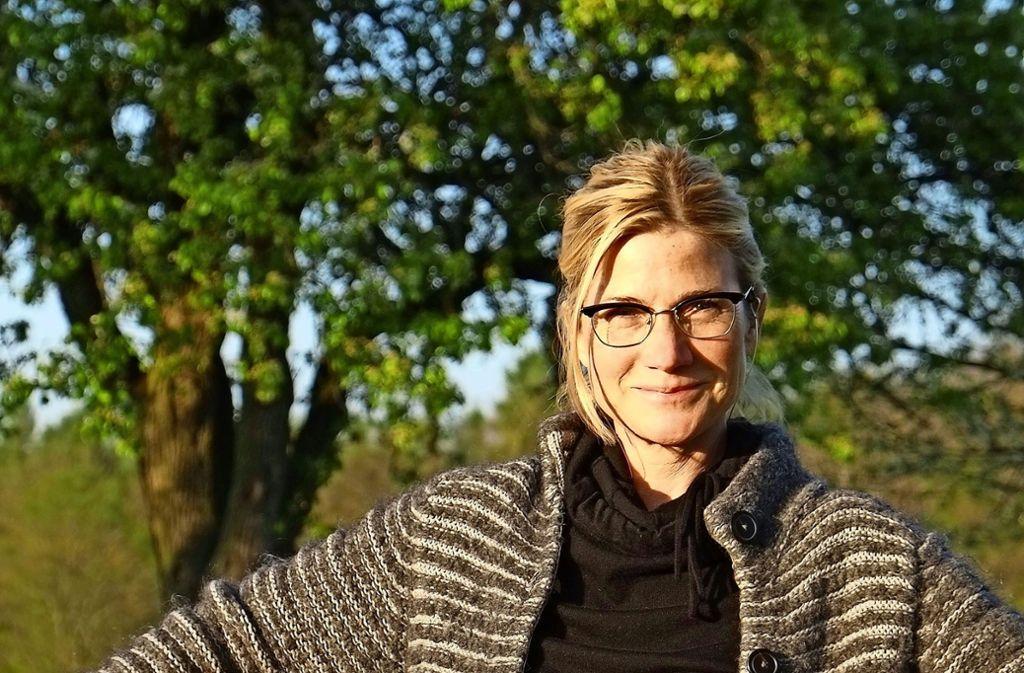 Wenn es zeitlich hinkäme, würde Astrid M. Fünderich am liebsten die ganze Welt retten. So aber muss sie sich mit einem halben Dutzend Ehrenämter begnügen. Foto: privat