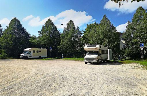 Wo Wohnmobile und Camper stehen dürfen