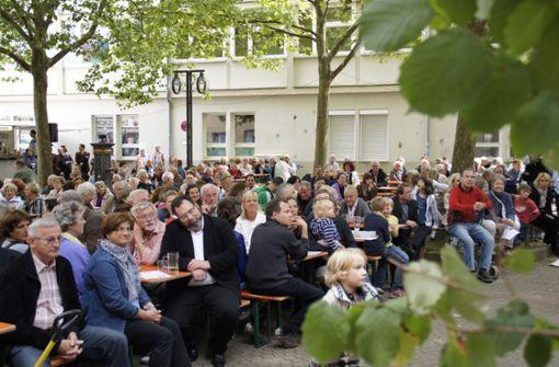 Das Straßen- und Heimatfest: Mit neuem Namen zu neuen Erfolgen