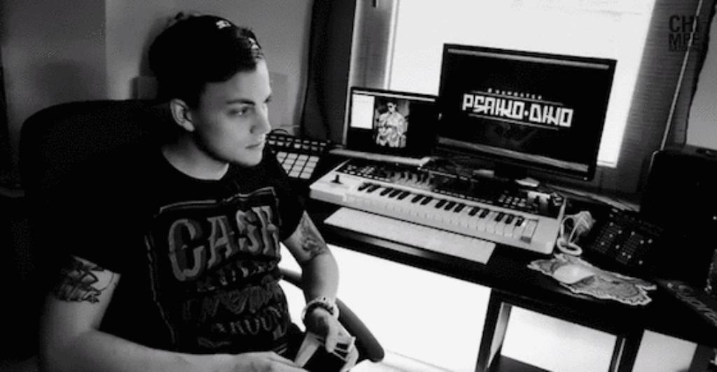 Psaiko.Dino gibt Einblicke in sein erstes Album. Foto: StZ
