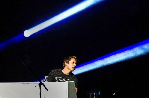 James Blunt eröffnet in Stuttgart seine Welttournee