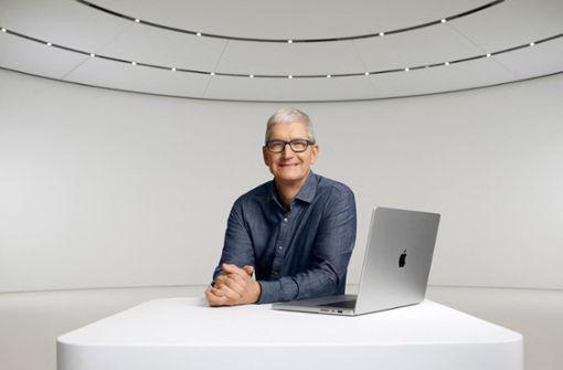 Apple will mit neuen M1-Chips PC-Markt aufrollen