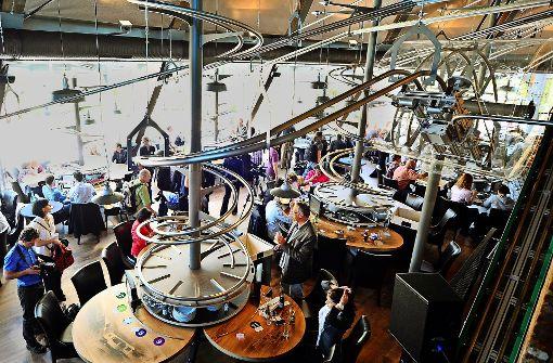 Automatisierte Restaurants