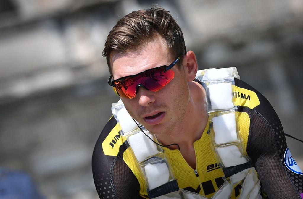 Tony Martin ist von der diesjährigen Tour de France ausgeschlossen worden. Foto: dpa