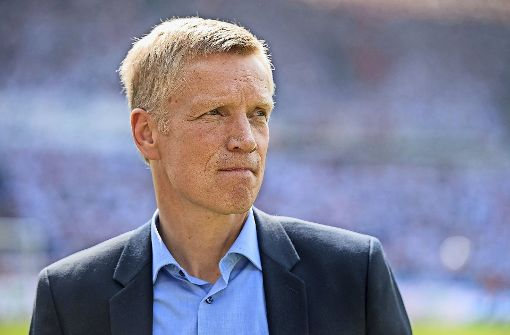 Stuttgart trennt sich von Sportvorstand Schindelmeiser
