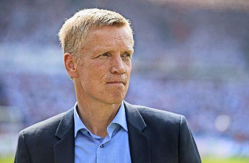 VfB trennt sich von Jan Schindelmeiser