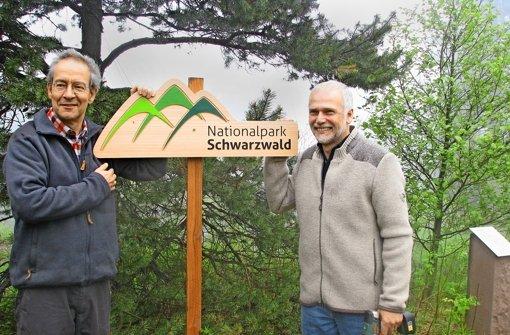 Der Nationalpark wird  eröffnet