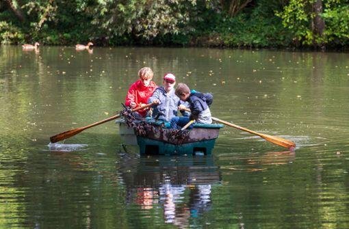 Zu warm: Fischsterben im  Riedsee