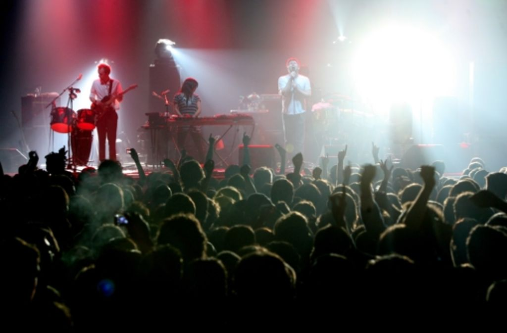 Im Razzmatazz finden jedes Jahr über 100 Konzerte statt. Foto: StZ