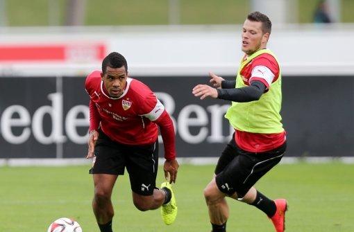 Ginczek und Didavi im VfB-Kader