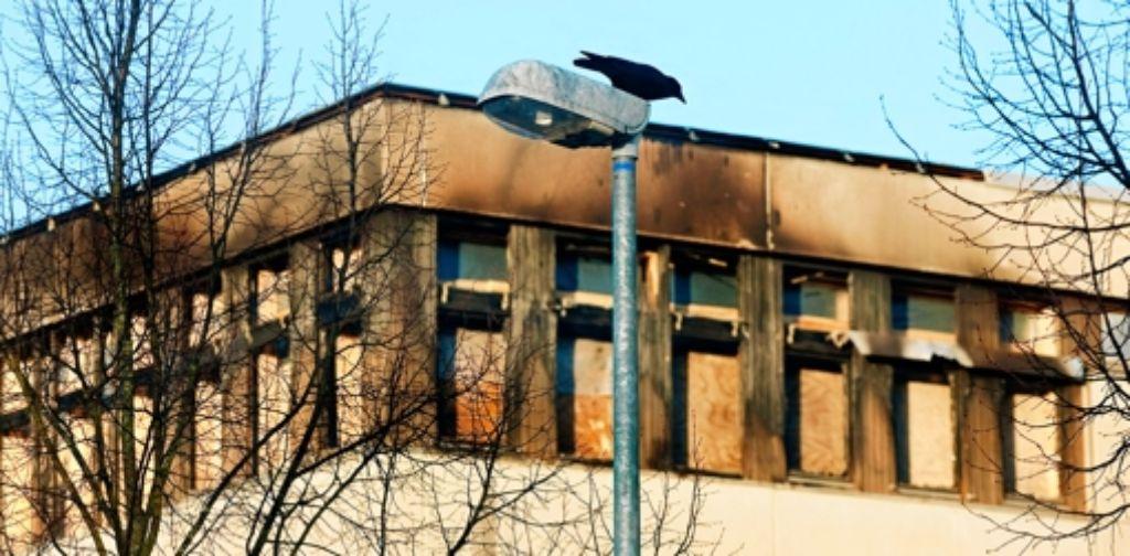 Ob eine Sanierung der Bibliothek sinnvoll ist, steht noch nicht fest. Foto: Rudel