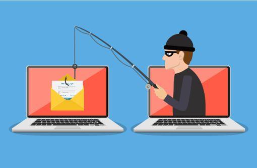 Informationsdiebstahl mit Vorwand