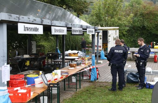 Sechs Menschen ringen nach Fettexplosion mit dem Tod