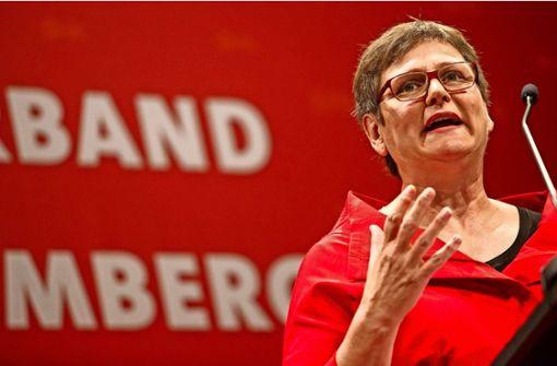 Südwest-SPD setzt Parteichefin Nahles unter Druck