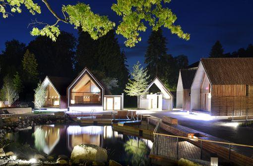 9.000 m² Thermen- und Saunaland