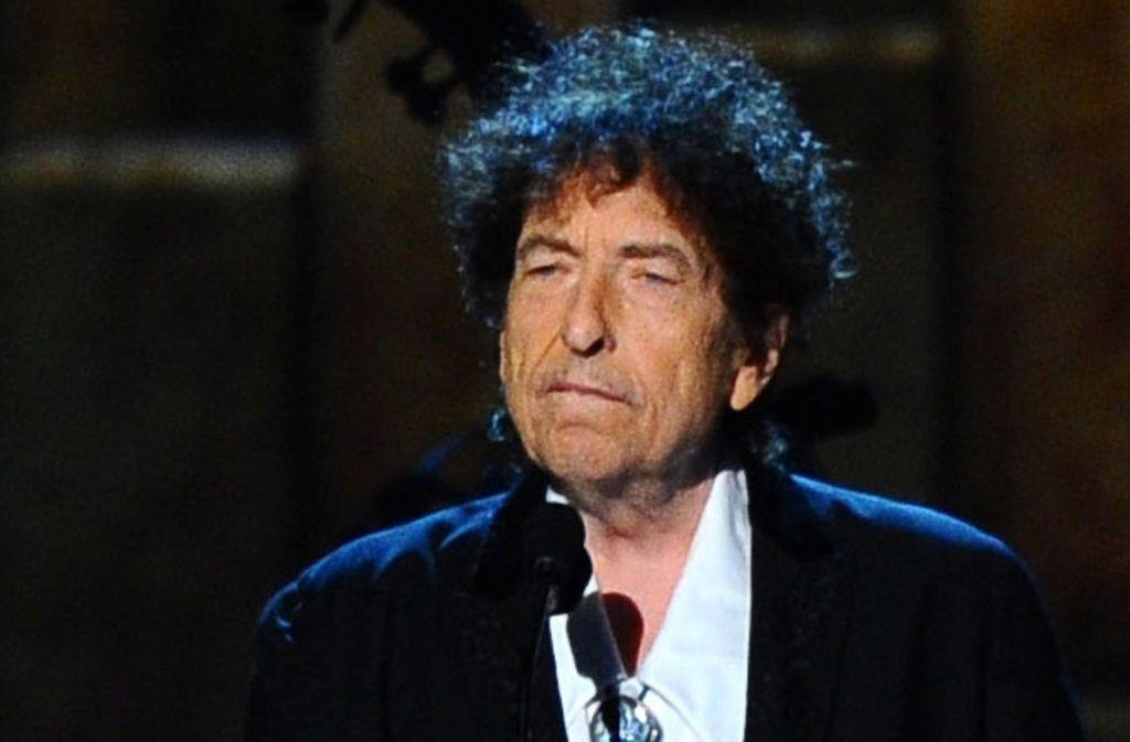 Rastlos um die Welt: Bob Dylan Foto: Invision