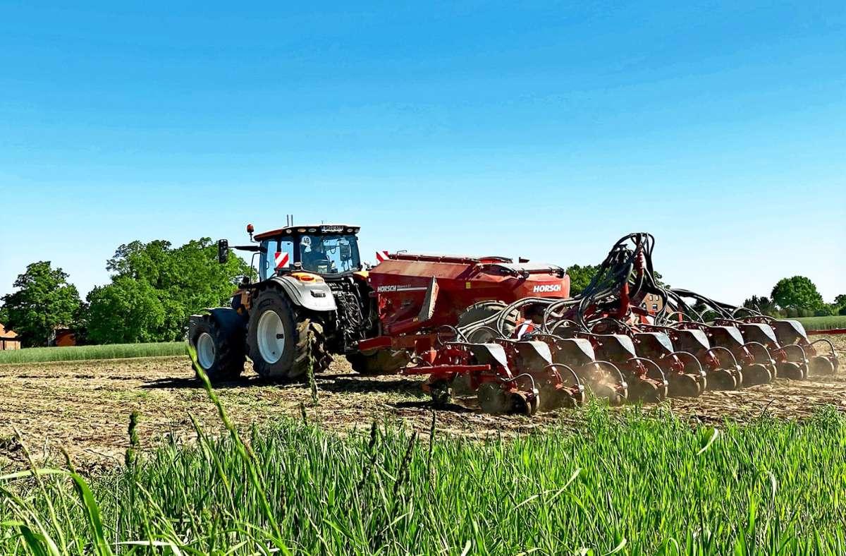 Neue Regeln sollen von 2023 an für Europas Bauern gelten. Foto: dpa/Alexander Anciferov