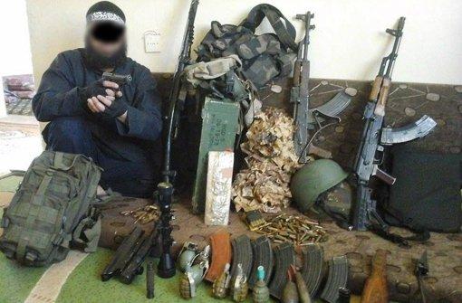Terrorverdächtige möglicherweise gezielt von IS geschickt