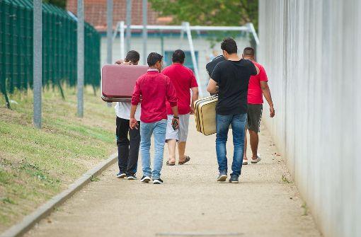 Flüchtlinge machen Urlaub in ihrer Heimat