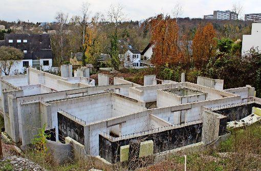 Baubürgermeister diskutiert mit Schönbergern