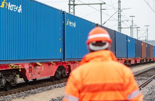Güterbahnen fordern Milliardenhilfe