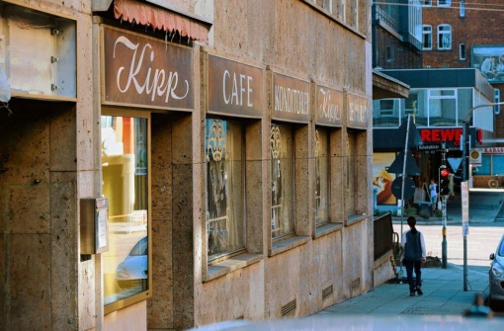 58 Jahre war das Café Kipp beliebte Anlaufstelle für Geschäftsleute und viele Stammgäste. Foto: Achim Zweygarth