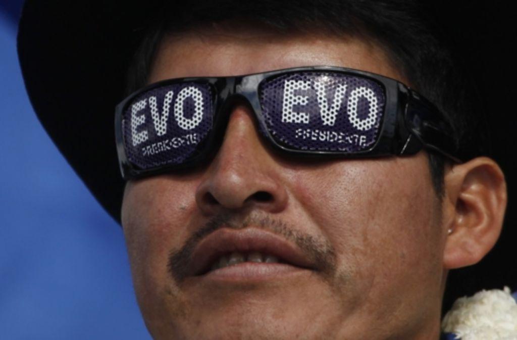 Der Machismo blüht im Bolivien von Evo Morales – wie lange noch? Foto: AP